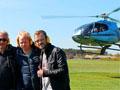 exclusief bedrijfsuitje met helikopters
